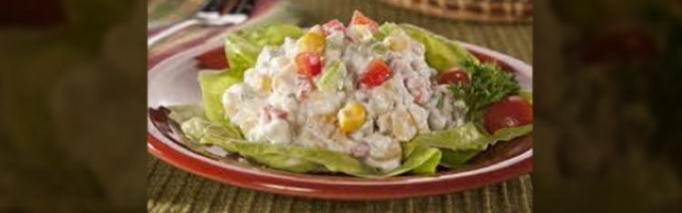 Confetti Waldorf Salad