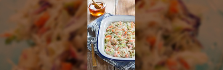 Honey Cole Slaw