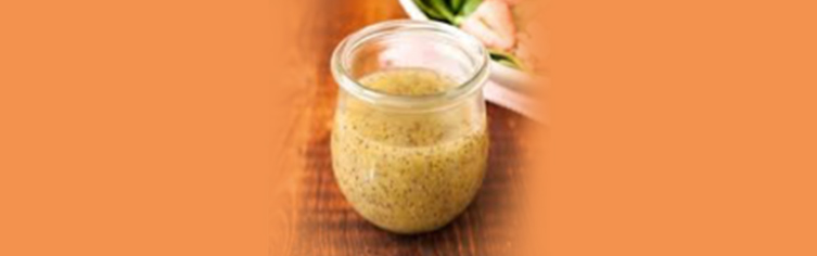 Peppy Honey Salad Dressing